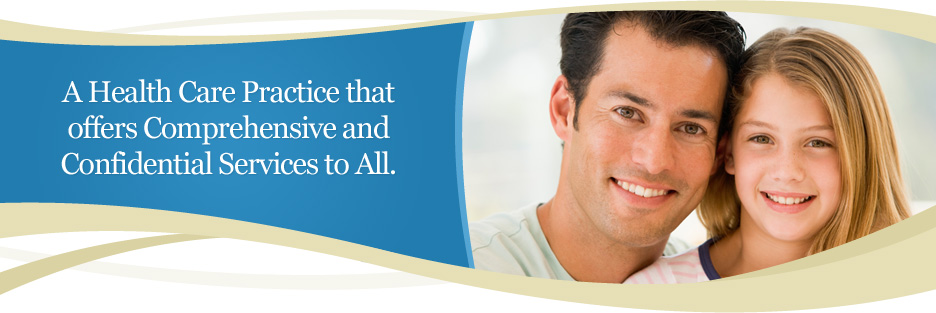 A Health Care Practice That Offers Comprehensive And Confidential Services To All